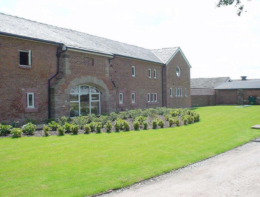 agden-hall-exterior-grass